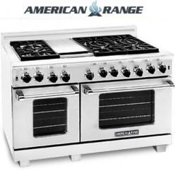 Brand: American Range, Model: ARR486GRISS, Color: Stainless Steel