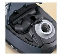 Brand: Miele Vacuums, Model: S5281Pisces