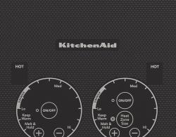 Brand: KitchenAid, Model: KECC507RBL