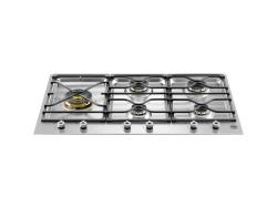 Brand: Bertazzoni, Model: PM365S0, Fuel Type: Natural Gas