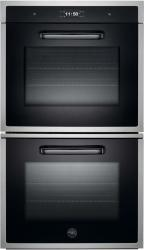 Brand: Bertazzoni, Model: FD30CONXE, Style: Matt Black Anodized Metal Handle