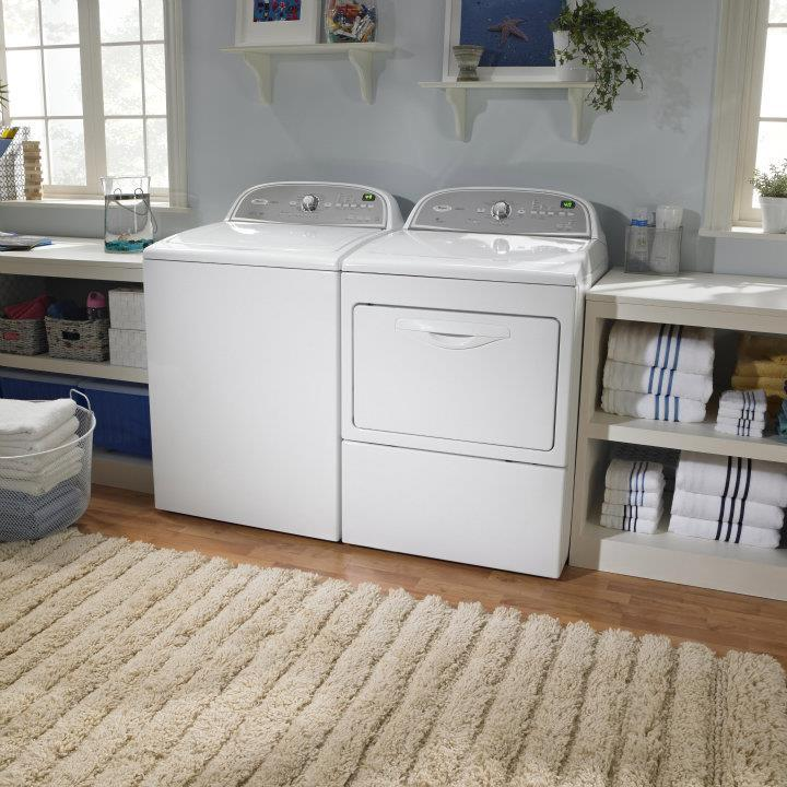 Whirlpool WTW5600XW 3.6 Cu. Ft. Cabrio(r) Top Load Washer