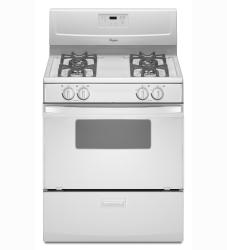 Brand: Whirlpool, Model: WFG114SWT, Color: White