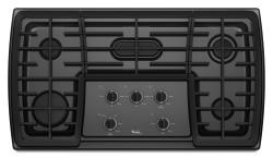 Brand: Whirlpool, Model: G7CG3665XS, Color: Black