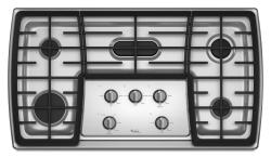 Brand: Whirlpool, Model: G7CG3665XS, Color: Stainless Steel