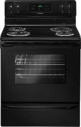 Brand: FRIGIDAIRE, Model: FFEF3016LB, Color: Black