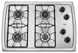 Brand: Whirlpool, Model: W3CG3014XW, Color: Stainless Steel