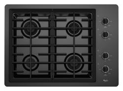 Brand: Whirlpool, Model: W5CG3024XS, Color: Black