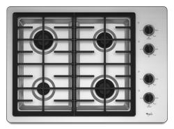 Brand: Whirlpool, Model: W5CG3024XS, Color: Stainless Steel