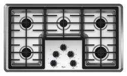 Brand: Whirlpool, Model: W5CG3625XW, Color: Stainless Steel