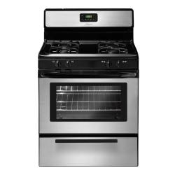Brand: Frigidaire, Model: FFGF3017LW, Color: Stainless Steel