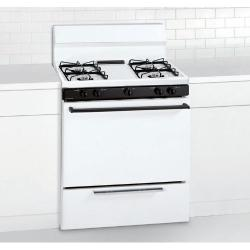 Brand: Frigidaire, Model: XFGF3000LW, Color: White