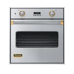 Brand: Viking, Model: VESO127BKBR, Color: Stainless Steel with Brass Accent