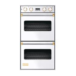 Brand: Viking, Model: VEDO127WH, Color: White with Brass Accent
