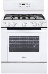 Brand: LG, Model: LRG3091SW, Color: Smooth White