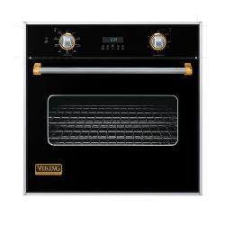 Brand: Viking, Model: VESO130WH, Color: Black with Brass Accent