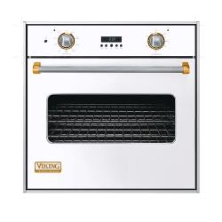 Brand: Viking, Model: VESO130SS, Color: White with Brass Accent