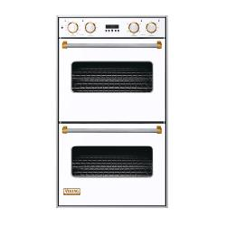 Brand: Viking, Model: VEDO130SSBR, Color: White with Brass Accent