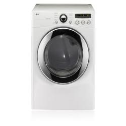 Brand: LG, Model: DLE2350R, Color: White