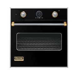 Brand: Viking, Model: VESO5271BR, Color: Black with Brass Accent