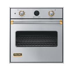 Brand: Viking, Model: VESO5271BR, Color: Stainless Steel with Brass Accent