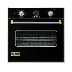 Brand: Viking, Model: VESO5301SS, Color: Black with Brass Accent