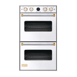 Brand: Viking, Model: VEDO5301SSBR, Color: White with Brass Accent