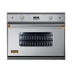 Brand: Viking, Model: VESO166BR, Color: Stainless Steel with Brass Accent