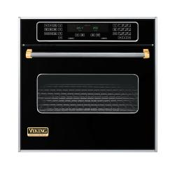 Brand: Viking, Model: VESO130TSS, Color: Black with Brass Accent