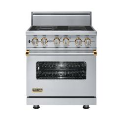 Brand: Viking, Model: VESC5304BBR, Color: Stainless Steel with Brass Accent