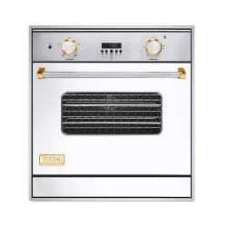 Brand: Viking, Model: VGSO100LPX, Color: White with Brass Accent