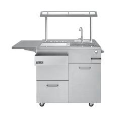 Brand: Viking, Model: VPRS411SS, Color: Stainless Steel