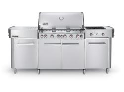 Brand: WEBER, Model: 292001, Fuel Type: Stainless Steel, LP Gas