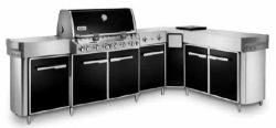 Brand: WEBER, Model: 294101, Fuel Type: Black, NG, Right Hand Return