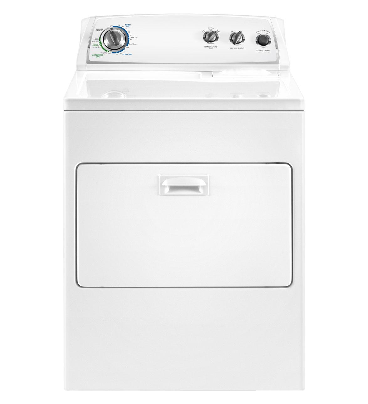 """Whirlpool WED4850XQ 29"""" Front-Load Electric Dryer with 7.0 ..."""
