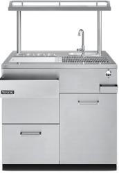 Brand: Viking, Model: VBRS411SS, Color: Stainless Steel