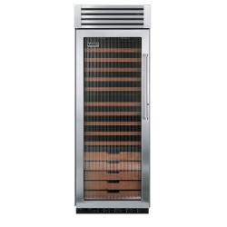 Brand: Viking, Model: VCWB300FLSS, Style: Fluted Glass Door