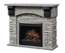 Brand: Dimplex, Model: GDS23ST1036, Style: Sutton Electric Fireplace