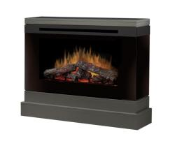 Brand: Dimplex, Model: DCF44GS, Style: Contemporary Electric Fireplace