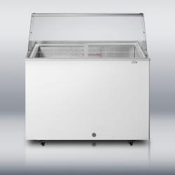 Brand: SUMMIT, Model: SCF1075SGDC, Style: With Polycarbonate Sneezeguard