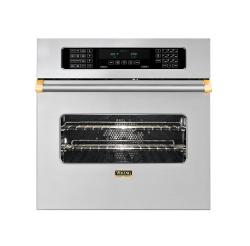 Brand: Viking, Model: VESO5302TBU, Color: Stainless Steel with Brass Accent