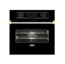 Brand: Viking, Model: VESO5302TBKBR, Color: Black with Brass Accent