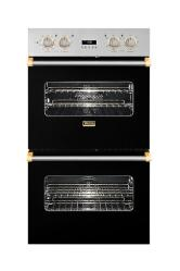 Brand: Viking, Model: VEDO1302, Color: Black with Brass Accent