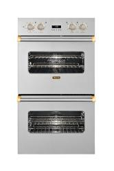 Brand: Viking, Model: VEDO1302SSBR, Color: Stainless Steel with Brass Accent