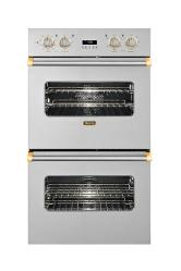 Brand: Viking, Model: VEDO1272WHBR, Color: Stainless Steel with Brass Accent