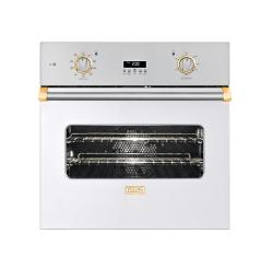 Brand: Viking, Model: VESO1302SSBR, Color: White with Brass Accent