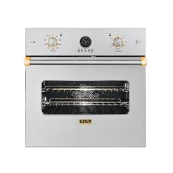Brand: Viking, Model: VESO5272WH, Color: Stainless Steel with Brass Accent