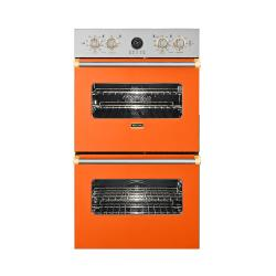 Brand: Viking, Model: VEDO5302CB, Color: Custom Colors with Brass Accent