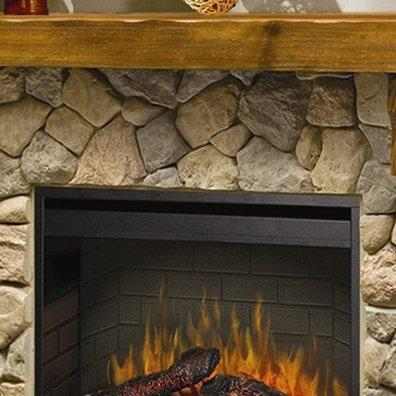 SMP904ST Dimplex smp904st Fieldstone Electric Fireplace