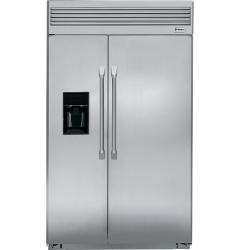 Brand: GE, Model: ZISS480DXSS, Color: Stainless Steel Professional